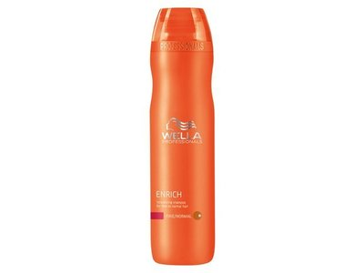 Wella Enrich Volumizing Shampoo for Fine To Normal Hair, 10.1 fl oz