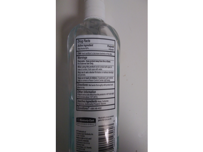 Kleenex Instant Hand Sanitizer, 8 oz - Image 4