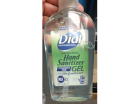 Dial Professional Antibacterial Hand Sanitizer Gel, Fragrance-Free, 7.5 fl oz / 221 mL - Image 3