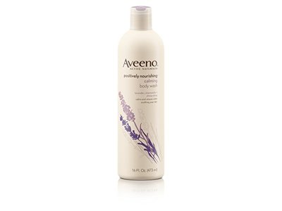 Aveeno Active Naturals Positively Nourishing Calming Body Wash, 16 fl. oz. - Image 1