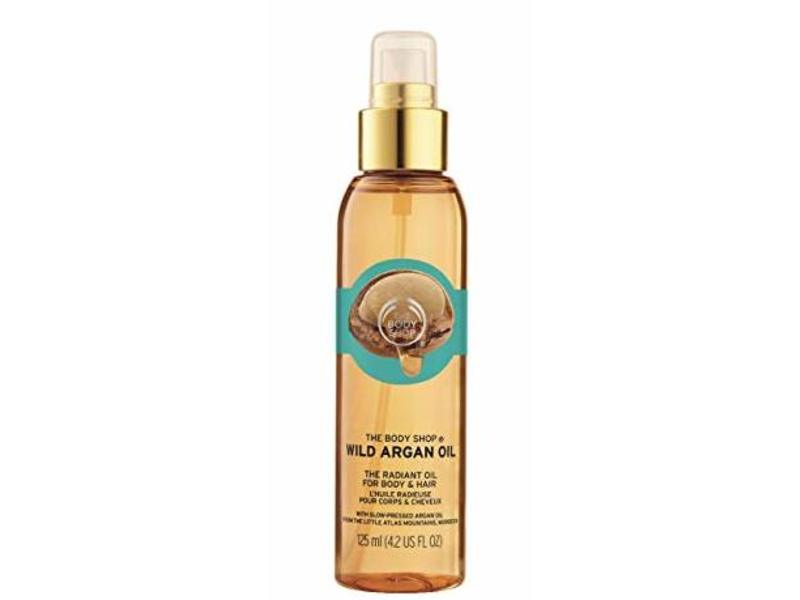 The Body Shop Wild Argan Oil, 125 mL/4.2 fl oz