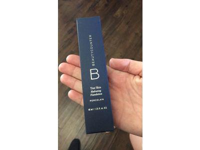 Beautycounter Tint Skin Hydrating Foundation, Porcelain, 1.35 fl oz - Image 3