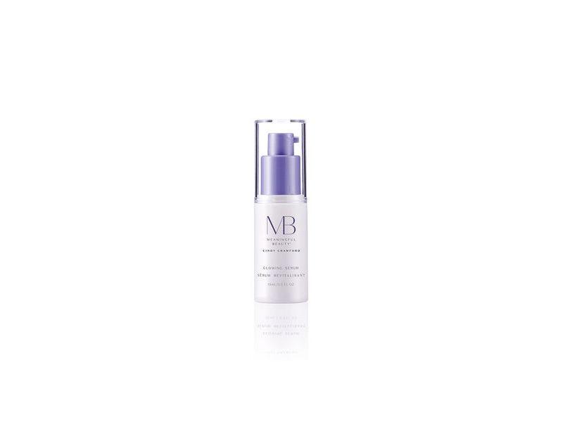Meaningful Beauty Cindy Crawford Glowing Serum, 0.5 fl oz / 15 ml