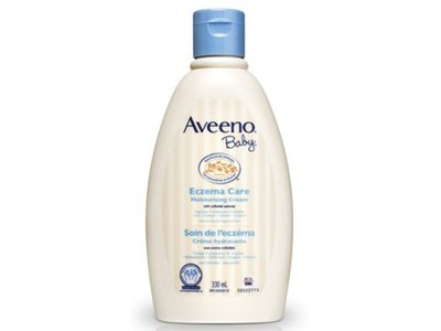 Aveeno Eczema Care Moisturizing Cream, 330 mL