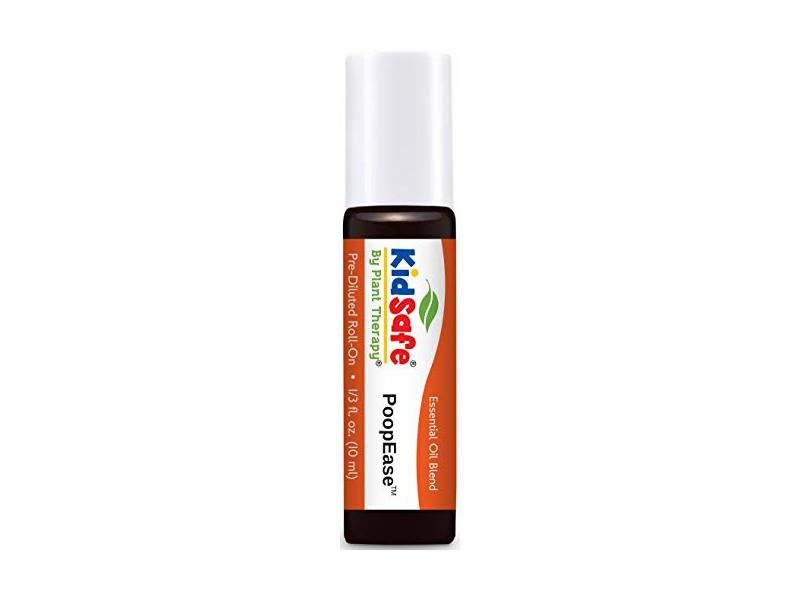 Plant Therapy KidSafe PoopEase Synergy Essential Oil, 10 mL