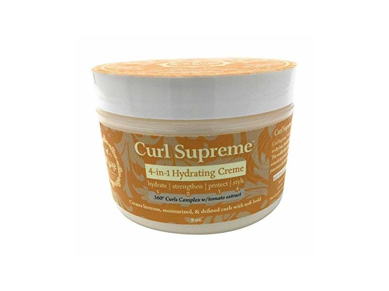 TRELUXE Curl Supreme Styling Creme, 8 OZ