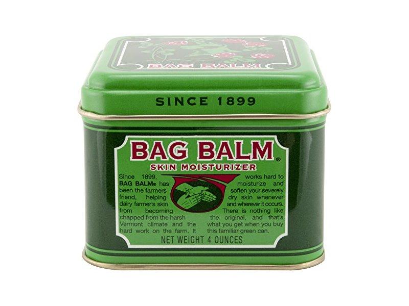 Vermont's Original Bag Balm Skin Moisturizer, 4 oz