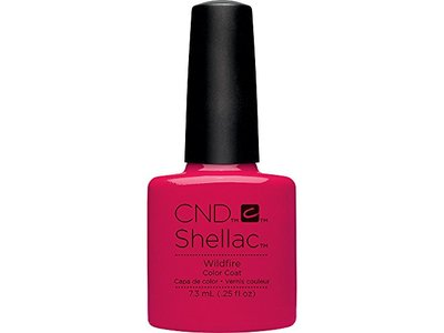 CND Shellac Nail Polish, Wildfire, 0.25 fl. oz.