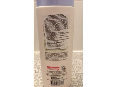 Rossmann Alterra Shower Shampoo, Fragrance Free, 250 mL - Image 4