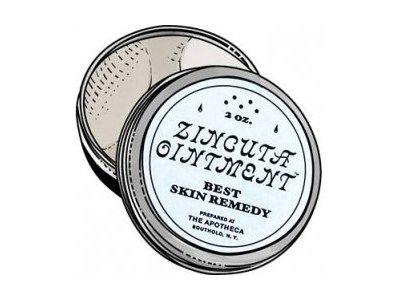 The Apotheca Zincuta Ointment, 2 oz