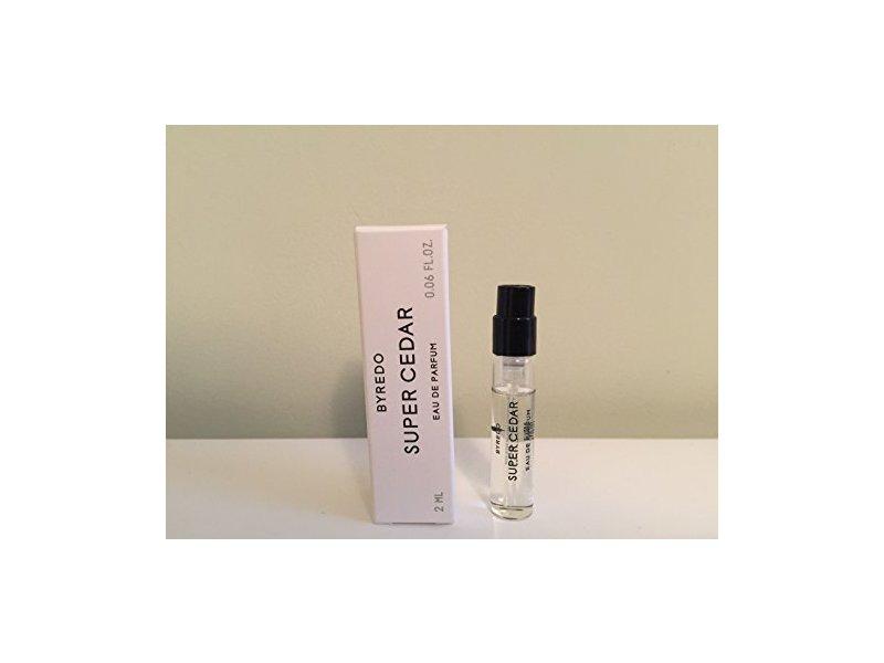 BYREDO Super Cedar Eau De Parfum, 0.06 oz