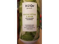 Shampoo, Eucalyptus and Aloe by H2O+ Beauty, Cleanses and Invigorates, 12.2 Ounce - Image 3