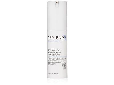 Replenix Anti-Aging Retinol 5X Regenerate Dry Serum, 0.5 fl oz/15 mL