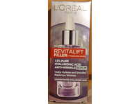 Loreal Paris Revitalift Filler Plus Hyaluronic Acid Anti Wrinkle Serum, 1.0 oz / 30 ml - Image 3