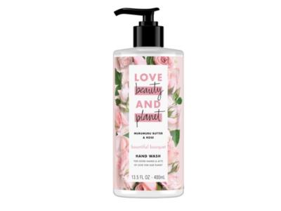 Love Beauty and Planet Bountiful Bouquet Murumuru Butter & Rose Hand Wash, 13.5 fl oz - Image 11