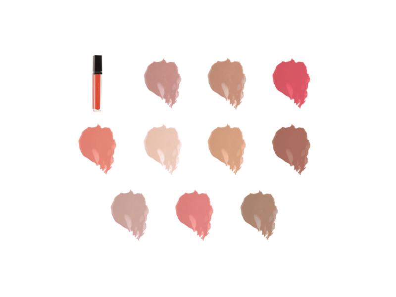 VMV Hypoallergenics Lip Gloss, All Shades, 0.21 oz