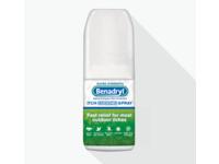 Benadryl Itch Relief Spray, Extra Strength, 2oz - Image 2