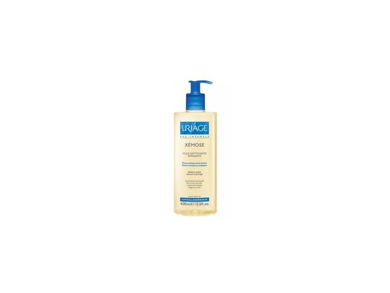Uriage Eau Thermale Xémose Soothing Cleansing Oil, 400 mL