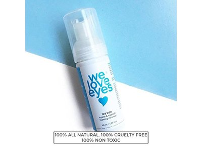 All Natural Tea Tree Eyelid Foaming Cleanser/Wash 50 ml - Image 7