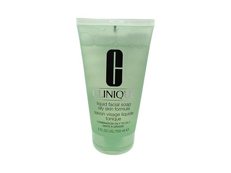 Clinique Liquid Facial Soap, Oily Skin Formula, 5 fl oz