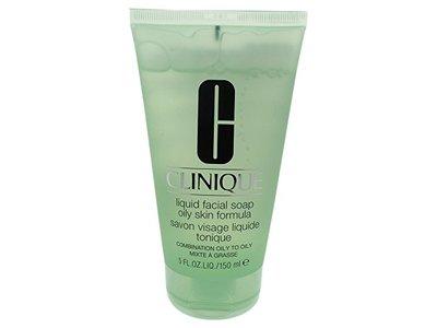 Clinique Liquid Facial Soap, Oily Skin Formula, 5 fl oz - Image 1