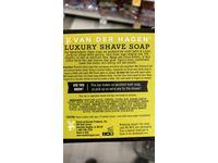 Van Der Hagen Scented Luxury Shave Soap, 3.5 oz (Pack of 3) - Image 4