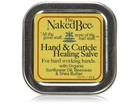 The Naked Bee Hand & Cuticle Healing Salve, 1.5 oz - Image 2