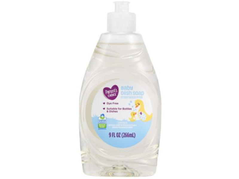 Parent's Choice Baby Dish Soap, 9 fl oz