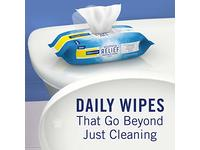 Preparation H Soothing Relief Cleaning and Cooling Wipes, 60 count - Image 7