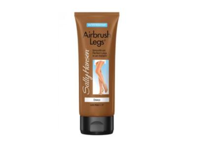 Sally Hansen Airbrush Legs Leg Makeup, Deep Glow, 4 fl oz - Image 1
