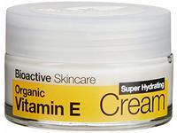 Dr Organic Bioactive Skincare Organic Vitamin E Super Hydrating Cream, 50ml - Image 2