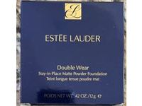 Estee Lauder Double Wear Stay-In-Place Matte Powder Foundation, 3C1 Dusk, 0.42 oz/12 g - Image 3