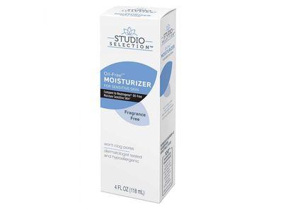 Studio Selection Oil-Free Moisturizer for Sensitive Skin, 4 fl oz