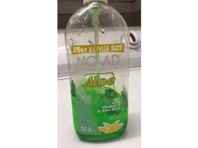 No-Ad Aloe After Sun Gel, 25 fl oz