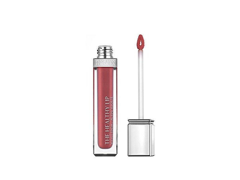 Physicians Formula The Healthy Lip Velvet Liquid Lipstick, Coral Minerals, 0.24 Fl oz / 7 ml