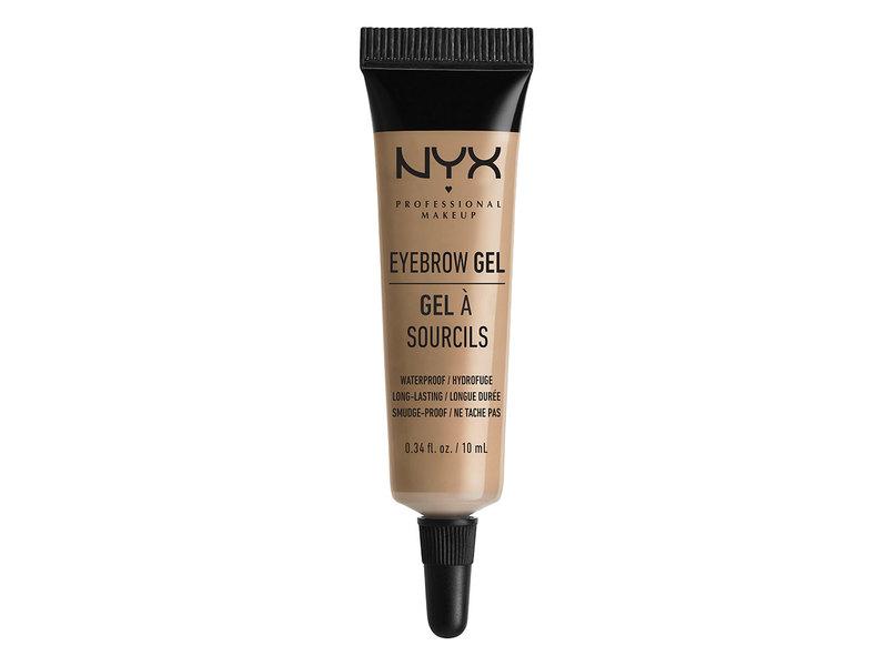 NYX Professional Makeup Eyebrow Gel, Blonde