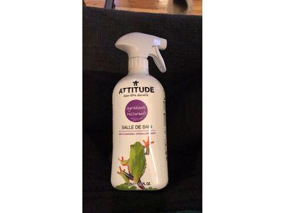 ATTITUDE Bathroom Cleaner, 27.1 oz - Image 4