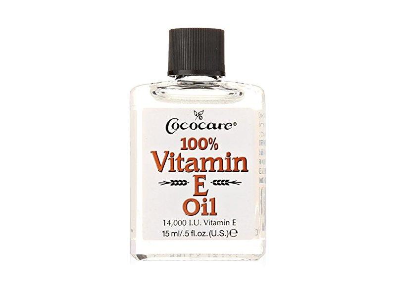 Cococare Vitamin E Oil, 0.5 fl oz