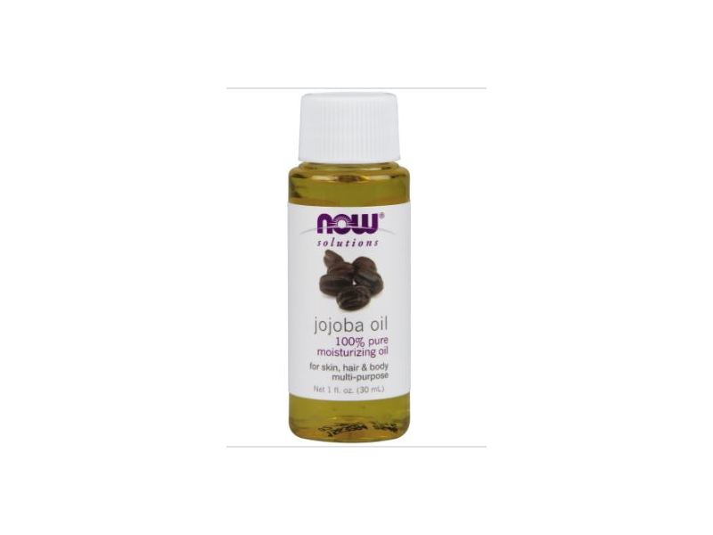 NOW Foods Jojoba Oil, 4 fl oz (5 pack)