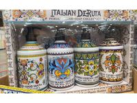 Home & Body Company Italian Deruta Perugia Hand Soap Collection, 21.5 fl oz/636 mL Each, Pack Of 4 - Image 3