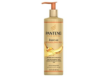 Pantene Gold Series Leave-In Detangling Milk, 7.6 Ounce
