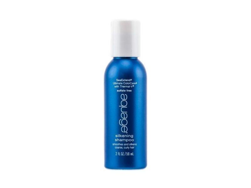Aquage SeaExtend Silkening Shampoo, 1.5 oz
