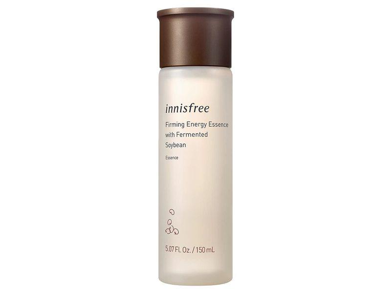Innisfree Firming Energy Essence Facial Serum, Fermented Soybean, 5.07 fl oz/150 ml