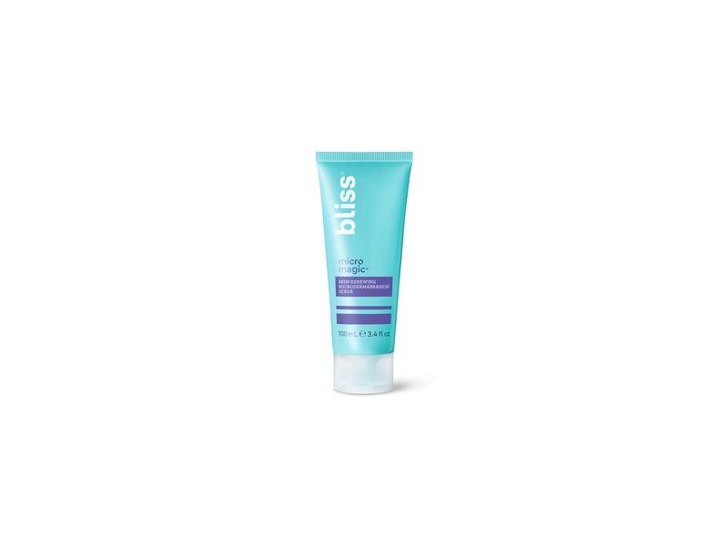 Bliss Micro Magic: Skin-Renewing Microdermabrasion Scrub