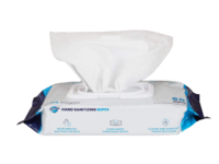 Rhinestone Hand Sanitizing Wipes, 75% Alcohol, 50 Count, Pack Of 2 - Image 2