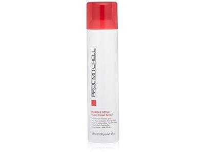 Paul Mitchell Super Clean Hairspray,9.5 oz