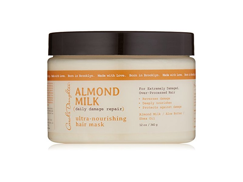 Carol's Daughter Almond Milk Ultra-Nourishing Hair Mask, 12 oz