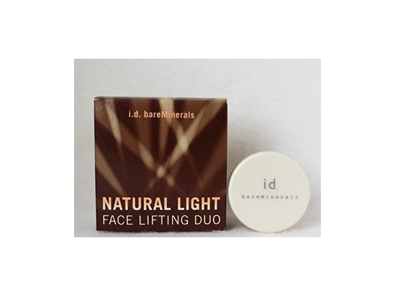 Bare Escentuals Natural Light Face Lifting Duo, Well-Lit + Back-Lit, 2g