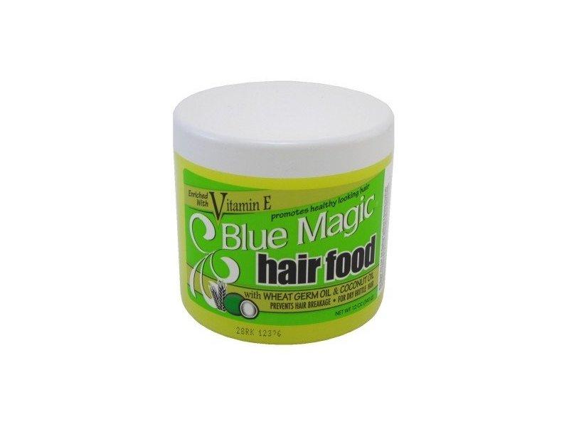Blue Magic Hair Food 12 Ounce Jar (354ml) (2 Pack)