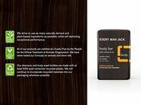Every Man Jack Body Bar, Citrus Scrub, 7 Ounce - Image 6